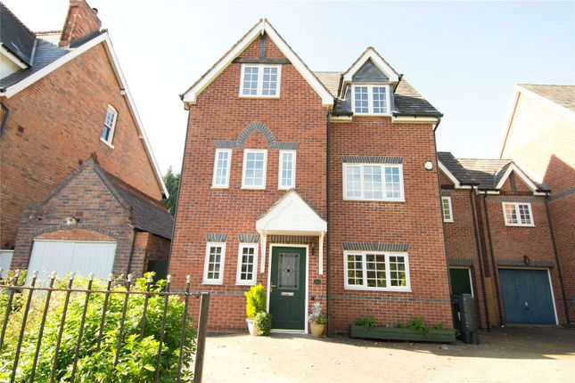Thumbnail Detached house for sale in Grove Avenue, Moseley, Birmingham