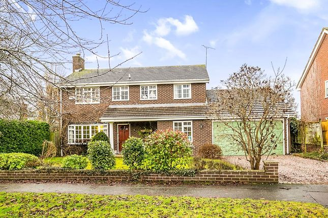 Thumbnail Detached house for sale in Vincent Drive, Chester