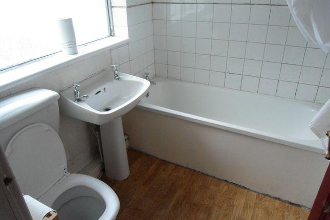D/Stairs Bathroom