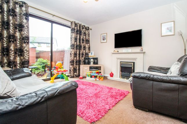 Thumbnail Terraced house for sale in Ashwood Avenue, Bridge Of Don, Aberdeen