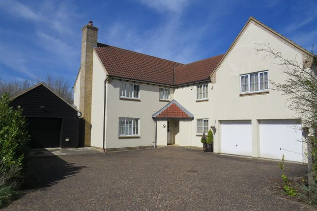 Thumbnail Detached house for sale in Purley Road, Lower Cambourne, Cambridge