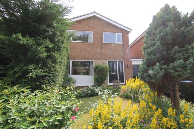 Detached house for sale in Broadoak Drive, Lanchester, Durham