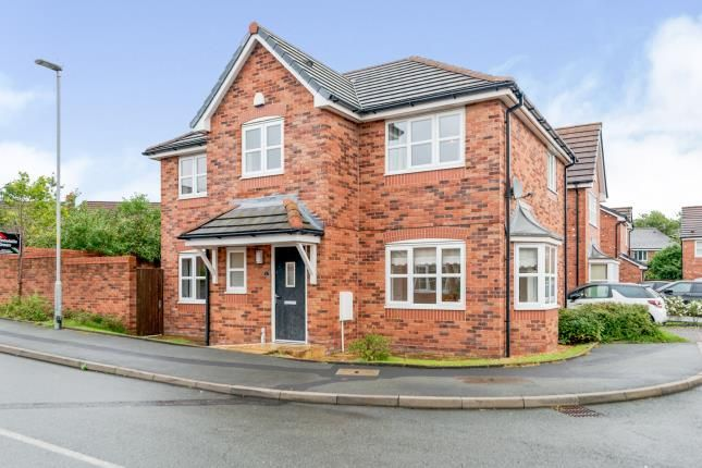 Thumbnail Detached house for sale in Green Mill Close, Westhoughton, Bolton, Greater Manchester