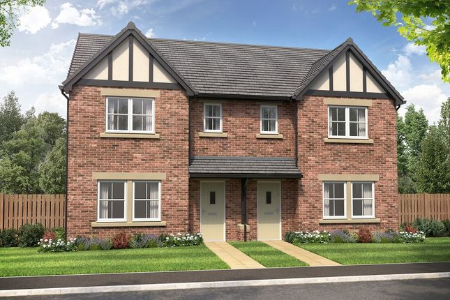 """3 bed semi-detached house for sale in """"Spencer"""" at Kingstown Road, Carlisle CA3"""