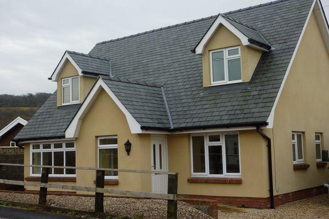 Thumbnail Detached house to rent in Bankydderwen, Derwydd Road, Llandybie, Ammanford