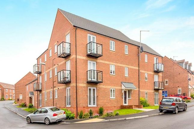 Thumbnail Flat for sale in Burtree Drive, Norton Heights, Stoke-On-Trent