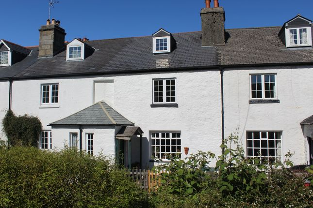 Thumbnail Terraced house for sale in Haytor Vale, Haytor, Devon