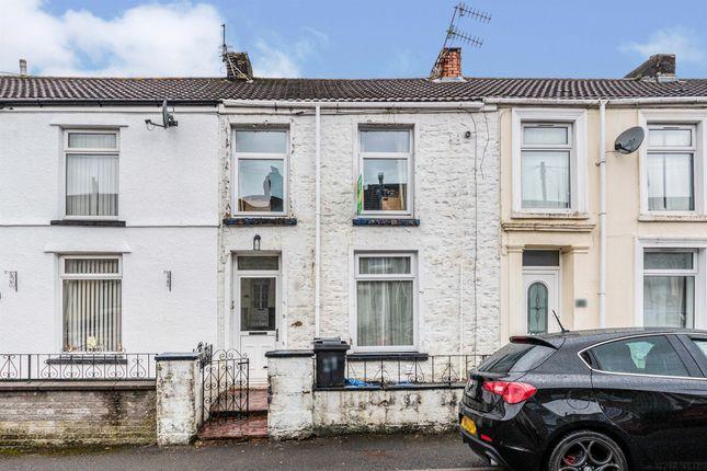 Thumbnail Terraced house for sale in William Street, Merthyr Tydfil