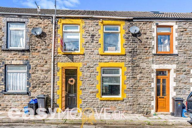 Thumbnail Terraced house for sale in Fell Street, Treharris