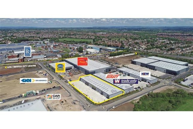 Thumbnail Industrial to let in Trade Counter Units, Horizon38, Filton, Bristol, Avon