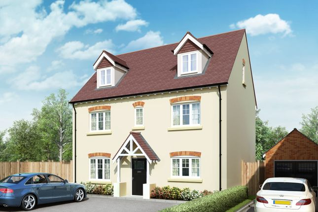 """Thumbnail Detached house for sale in """"The Hampton"""" at Lower Road, Chalfont St. Peter, Gerrards Cross"""