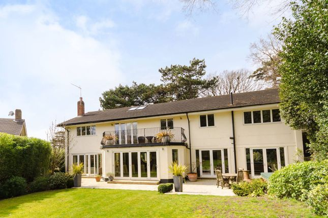 Thumbnail Detached house for sale in Gatehouse Close, Coombe