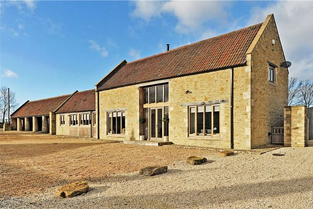 Thumbnail Barn conversion for sale in Upper Baggridge, Wellow, Bath