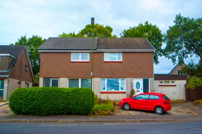 Thumbnail Semi-detached house for sale in Prospecthill Road, Falkirk, Stirlingshire