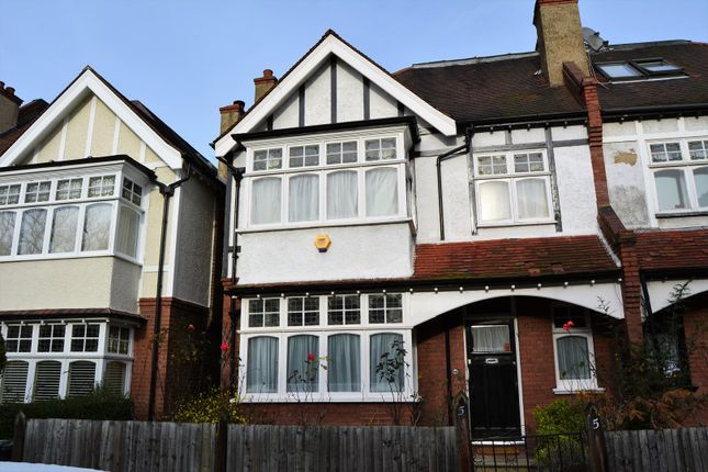 4 bed semi-detached house for sale in Telford Avenue, Streatham
