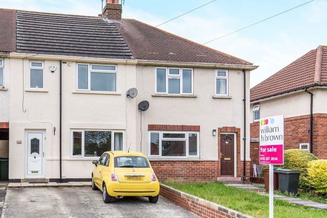 Thumbnail Terraced house for sale in Parkwood Gardens, Calverley, Pudsey