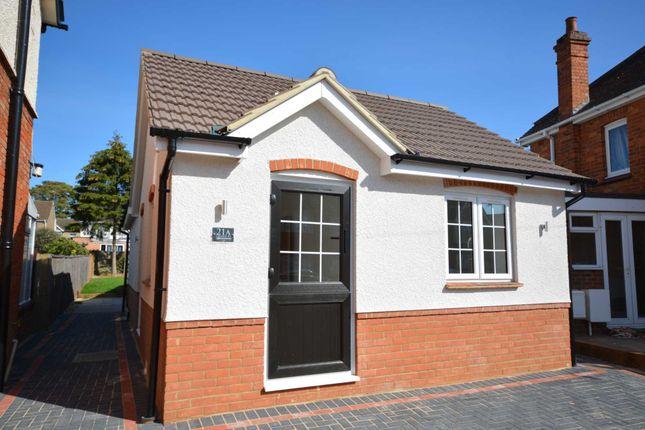Thumbnail Detached bungalow for sale in Lennox Road, Bletchley, Milton Keynes