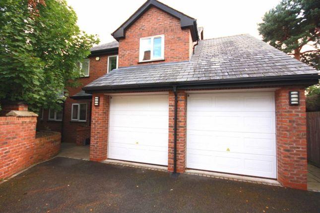 Thumbnail Detached house to rent in Wybunbury Road, Willaston, Nantwich