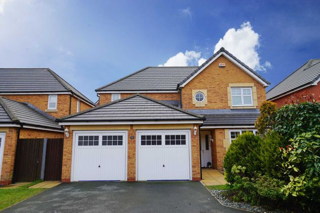Thumbnail Detached house for sale in Coppice Close, Lostock, Bolton