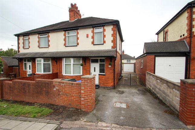 Semi-detached house for sale in Blurton Road, Blurton, Stoke-On-Trent
