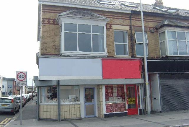 Thumbnail Retail premises for sale in Waterloo Road, Blackpool
