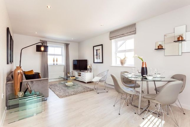 """2 bedroom flat for sale in """"Ivy House"""" at Queen Elizabeth Road, Nuneaton"""