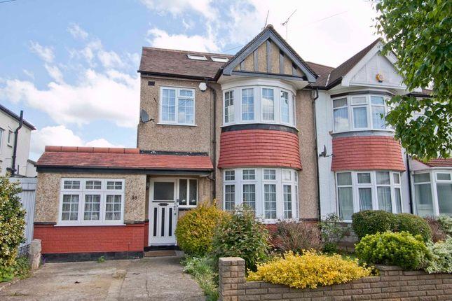 Thumbnail Semi-detached house for sale in Northumberland Road, North Harrow, Harrow
