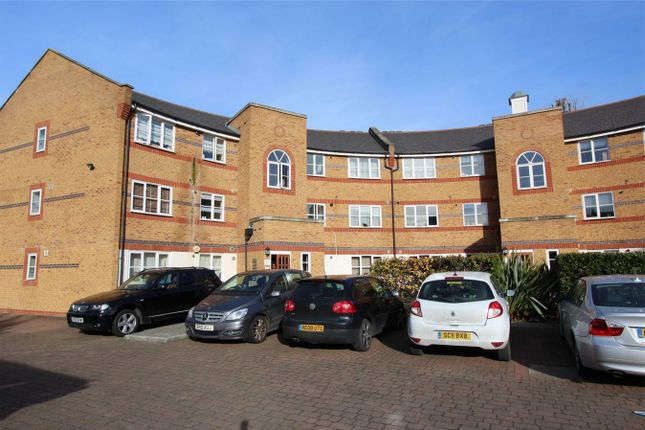 Thumbnail Flat for sale in Whitworth Crescent, Enfield, Greater London