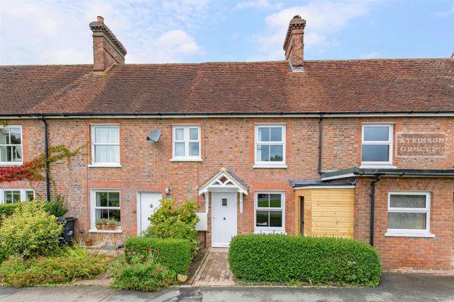 Thumbnail Terraced house for sale in Rushlake Green, Heathfield