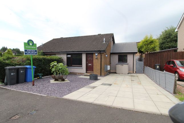 Thumbnail Bungalow for sale in Gavin Place, Livingston, West Lothian