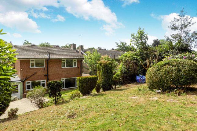 Thumbnail Detached house for sale in Woodlands Close, Hailsham