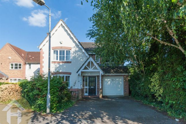 Thumbnail Detached house for sale in Webbs Court, Lyneham, 4