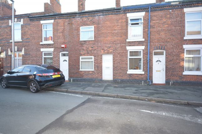 Thumbnail Terraced house to rent in Casson Street, Crewe