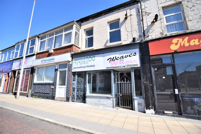 3 bed flat for sale in Cookson Street, Blackpool FY1