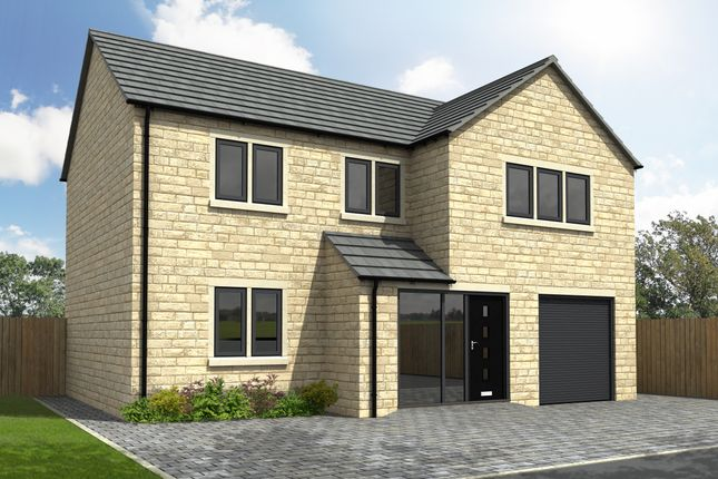 Thumbnail Detached house for sale in Doncaster Road, Thrybergh, Rotherham