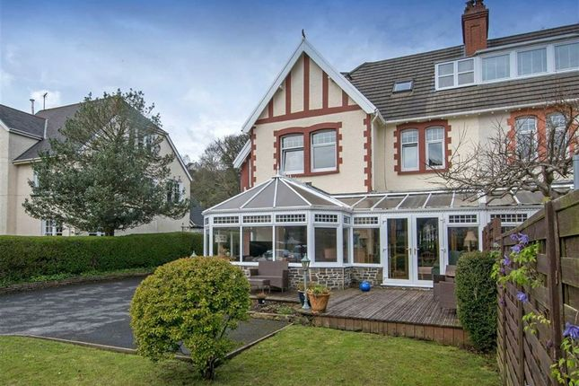 Thumbnail Property for sale in Newton Road, Mumbles, Swansea