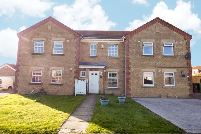 Thumbnail Terraced house to rent in Aintree Close, Ashington