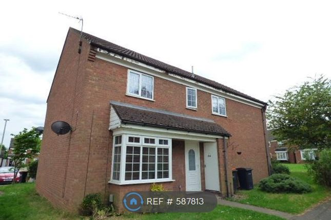 Thumbnail End terrace house to rent in Ryswick Road, Bedford