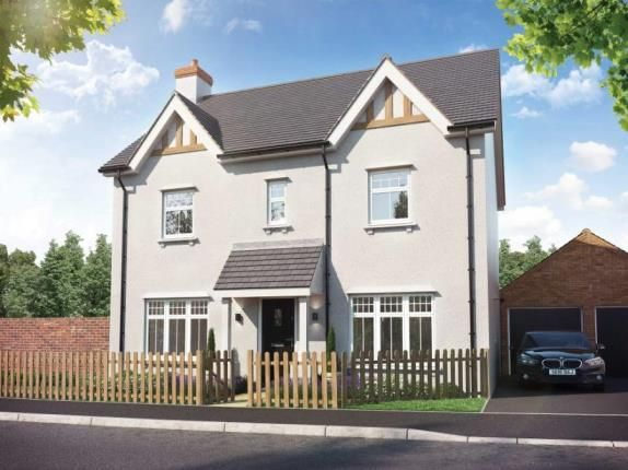 Thumbnail Detached house for sale in Home Farm Drive, Boughton, Northampton, Northamptonshire