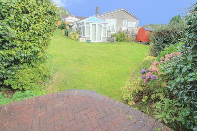 Thumbnail Detached bungalow for sale in Rawlin Close, Plymouth