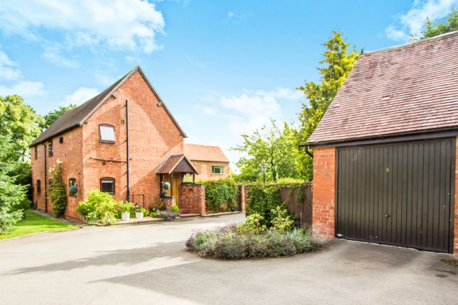 Thumbnail Property for sale in Holly Lane, Balsall Common, Coventry