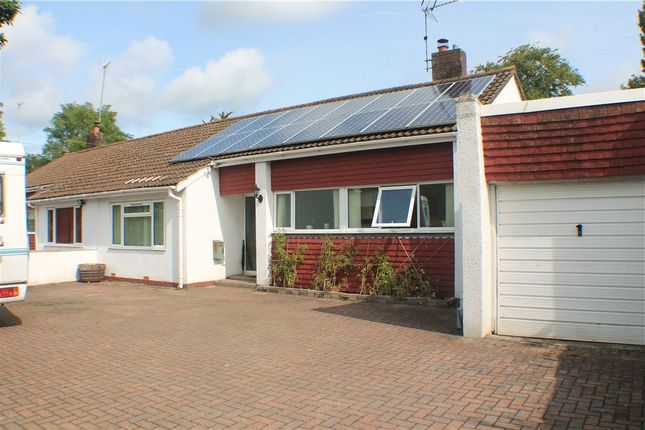 Thumbnail Semi-detached bungalow for sale in Congresbury, North Somerset