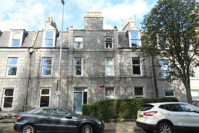 External of Whitehall Place, Aberdeen AB25