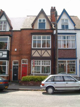 Thumbnail Terraced house to rent in Hillcrest Road, Moseley, Birmingham