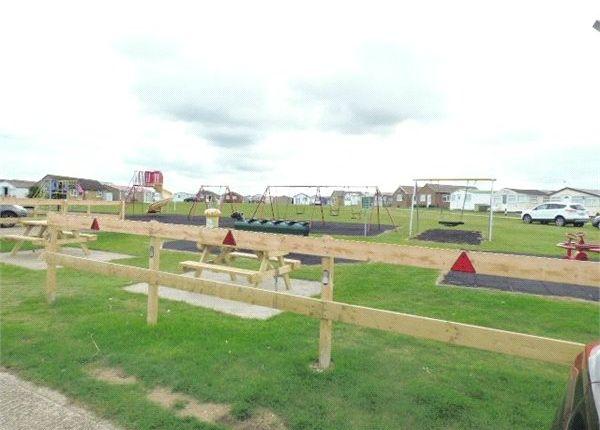 Playground of Park Avenue, Leysdown, Kent ME12