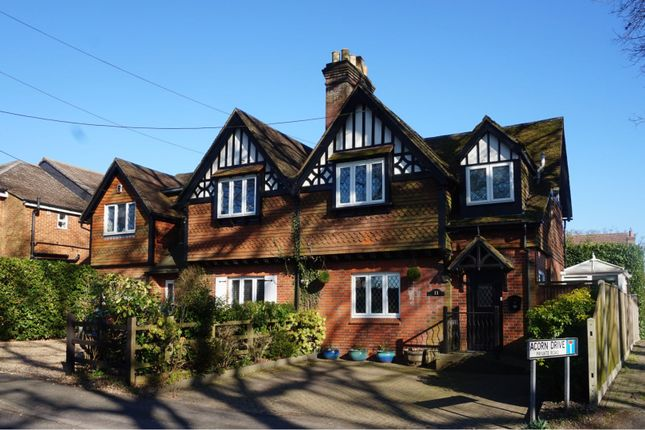 Thumbnail Semi-detached house for sale in Horns Drove, Rownhams Southampton
