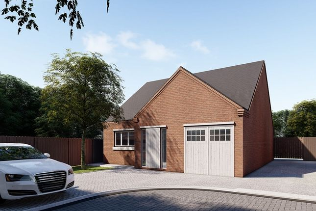 Thumbnail Detached bungalow for sale in Uppingham Road, Leicester, 4