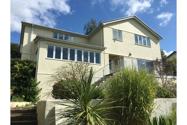 Thumbnail Detached house for sale in Higher Kelly, Calstock