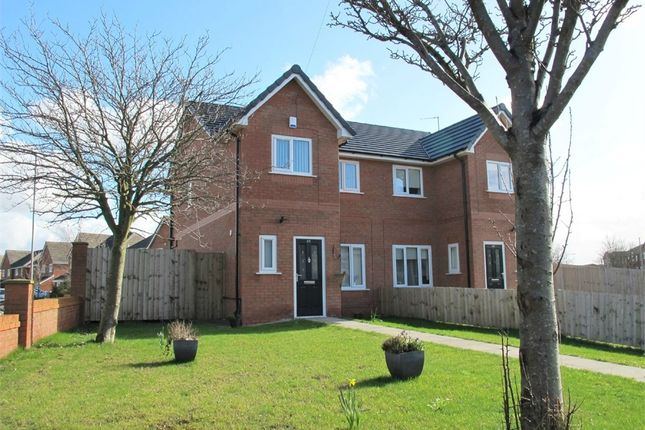 Thumbnail Semi-detached house for sale in Mab Lane, Liverpool, Merseyside