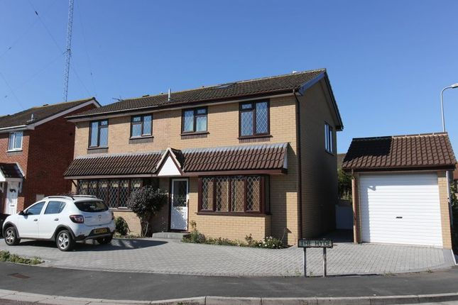 Thumbnail Detached house for sale in The Hyde, Clevedon